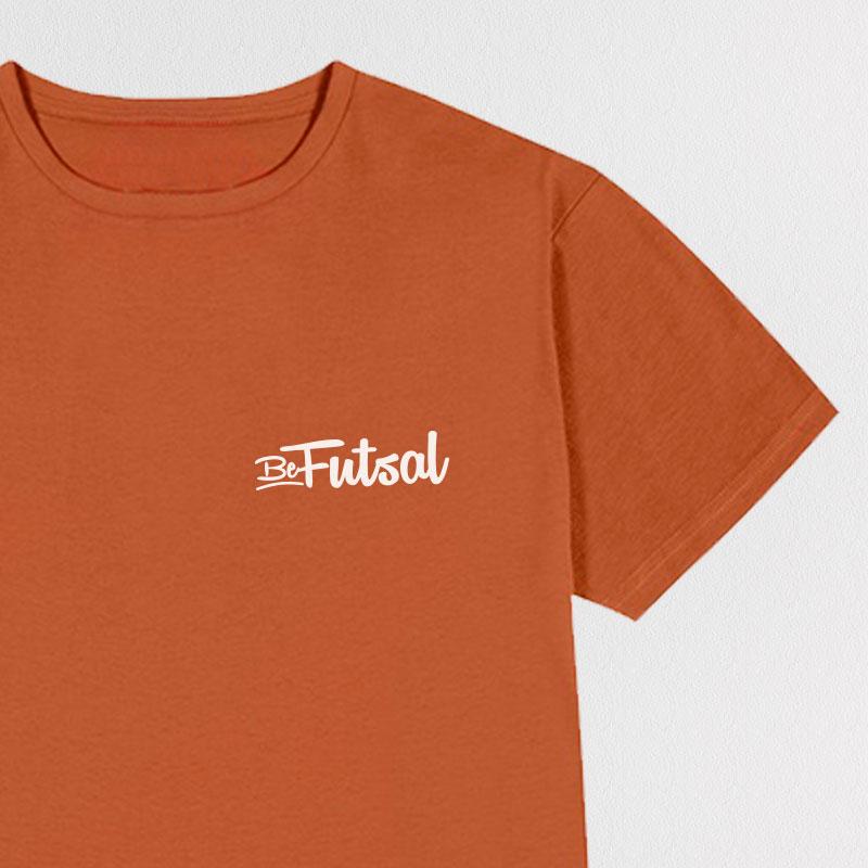 Camiseta Naranja | Be Futsal
